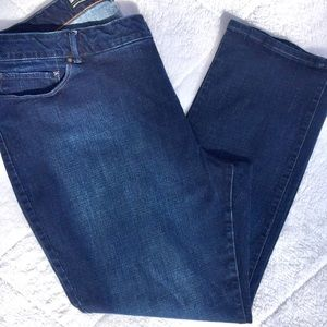 Lee Straight Leg Jeans Sz 24
